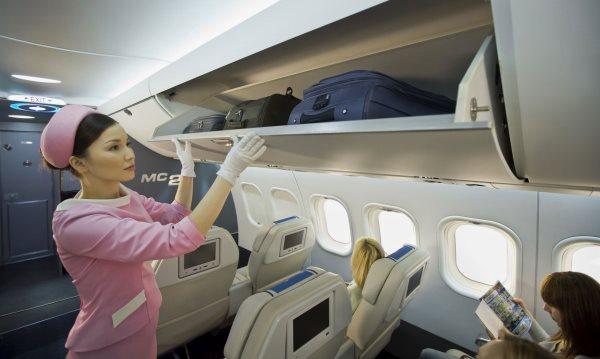 Размеры и вес ручной клади в самолете