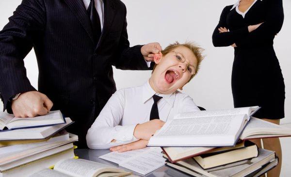Составление жалобы на учителя